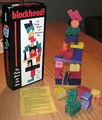 blockhead game 1954 edition