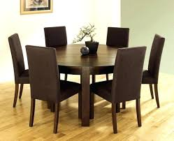 modern dining room sets for 6 interior white table and chairs round