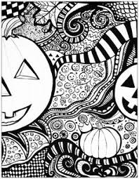 Small Picture Free Witch and Cat Halloween Coloring Page by Molly Harrison