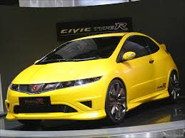 2006 Honda Civic Type-R Concept | Review | SuperCars.net