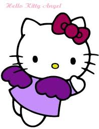 Did you know that hello kitty was born in 1974? Hello Kitty Angel Coloring Pages Cartoons Coloring Pages Free Printable Coloring Pages Online