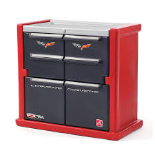 amazoncom step corvette dresser for kids  durable  drawer