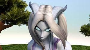 World Warcraft 3d Animation