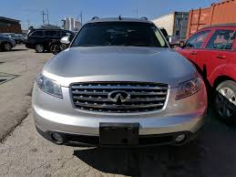 Used 2003 Infiniti FX 45 AWD, TECH PKG, NA for Sale in North York ...
