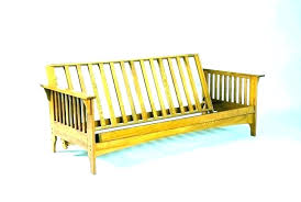 ikea wooden futon assembly instructions wood frame frames bed contemporary
