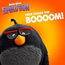 Angry Birds Evolution - Go bonkers collecting those black fragments! The  Black excavation event fuse is burning. Hatching the blackest of all bird  bros for your flock would be da bomb, promised!
