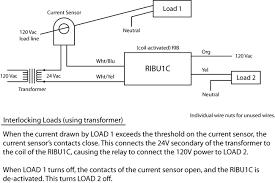 faq functional devices inc how do i interlock loads a transformer current sensor and a rib relay