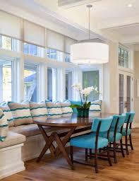 Contemporary Sunroom Furniture Ideas For Sunroom Rectangular Teak Dining Table With Umbrella Hole