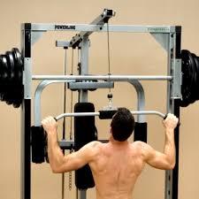 <b>Опция верхняя тяга</b> Body Solid PLA144