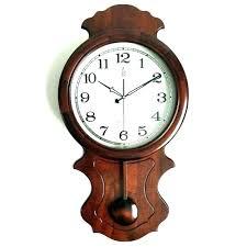 pendulum wall clocks uk antique