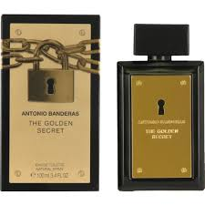 <b>Antonio Banderas</b> The <b>Golden Secret</b> Eau De Toilette 100ml - Clicks