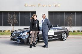 The cte department would like to wish our superintendent mrs. Park Place Supplies Brand New Mercedes For Mlk Jr Parade