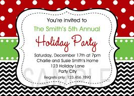 free christmas dinner invitations party invitation free christmas party invitation templates to