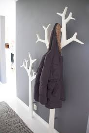 Wall Tree Coat Rack A Pretty Home in Norway Coat hanger Coat racks and Hanger 2
