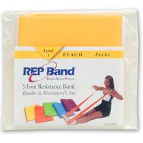 Latex Free Resistance Bands For Physical Therapy Rehab