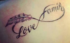 Family Wrist Tattoo Love Infinity Hd Wallpapers