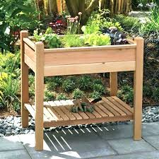 planter bench plans outdoor