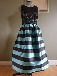 Anthropologie Dress Size Chart New Anthropologie Leifsdottir Starlit Stripes Party Dress