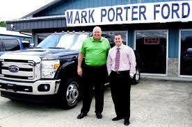 mark porter ford porter dealership