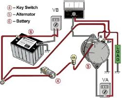 automotive wiring diagram ideas of system voltage loss test charging system wiring diagram on a model a at Charging System Wiring Diagram