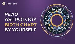 How To Read And Analyse The Astrology Birth Chart Tarot Life