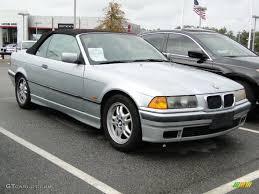 BMW 3 Series 1998 bmw 3 series : 1998 Arctic Silver Metallic BMW 3 Series 328i Convertible ...
