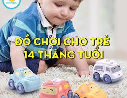 Đồ Chơi Cho Trẻ 14 Tháng Tuổi - Đô Shop