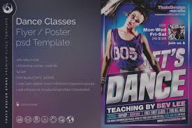 free dance flyer templates beautiful of free dance flyer templates classes template thats free