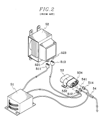 Patent ep0822735a2 microwave oven wiring patents drawing
