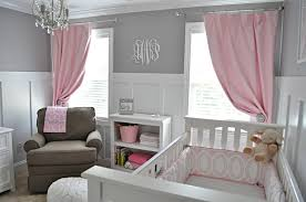 grey furniture nursery. Classic Gray And Pink Nursery - Project Grey Furniture