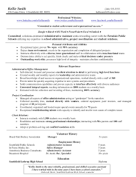 job resume administrative assistant resume pinterest administrative assistant resume and resume examples assistant teacher resume executive assistant resume sample