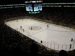 seating view for td garden section bal 327 row 3