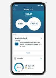 Using your online account you can check your balance, credit limit and transactions, and see how much you have available to spend. Capital One Money Teen Checking Account Review