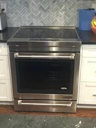 7 1 cu ft slide in induction range kitchenaid installation