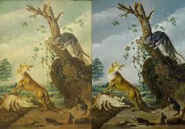 painting restoration cleaning oil paintings caring for paintings