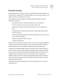 Executive Summary Sample For Proposal 10 Proposal Executive Summary Examples Pdf Word Examples