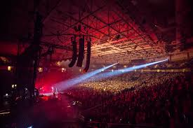 Landers Center Arena