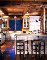 rustic cabin kitchens. Kitchen Cabinet Hardware Rustic Cabin Style Cottage Design Kitchens Country .