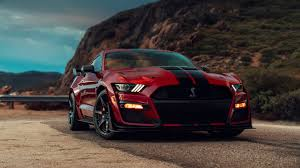 2020 Ford Mustang Shelby Gt500 4k Shelby Wallpapers Hd