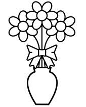 Download all the flower coloring pages and create your own flower coloring book! Flowers Coloring Pages Sheets Topcoloringpages Net