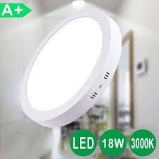 gesto 18w led bathroom ceiling light