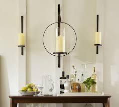 artis wall mount candleholder