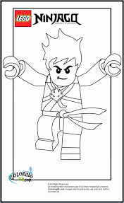 Coloring Pages Lego Ninjago Coloring New Kai Pages Of Image Ideas