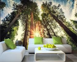 Schlafzimmer Ideen Tapete Wald Schlafzimmer Platzsparend Gestalten