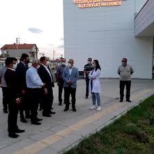 Konya Büyükşehir Belediye Başkanı Sayın... - Tuzlukçu Şehit Halim Ünal İlçe  Devlet Hastanesi