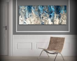 large abstract painting print navy blue print art large canvas art blue and white art print abstract canvas blue wall decor abstract artwork on cheap canvas wall art prints with large canvas art etsy