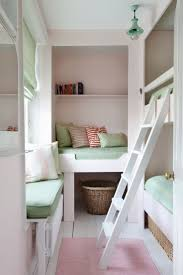 very small bunk room