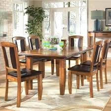 Two Tone Dining Room Tables