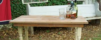 How to Make a Folding Farmhouse Table from Reclaimed Wood   Man Made DIY    Crafts for Men