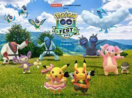 Pokemon Go Fest 2021 egg